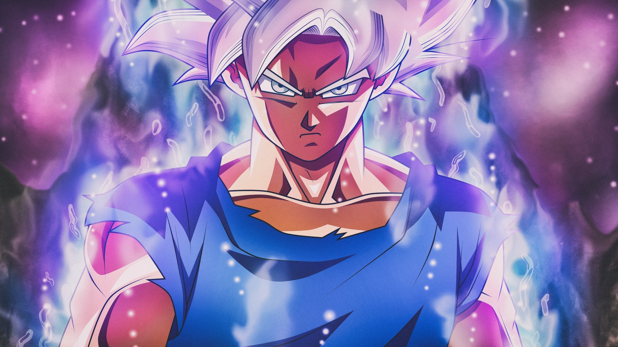 Dragon Ball Super! Goku Super Saiyan God Form+Ultra Insicts!