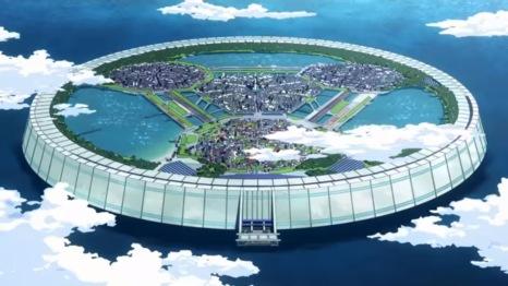I island