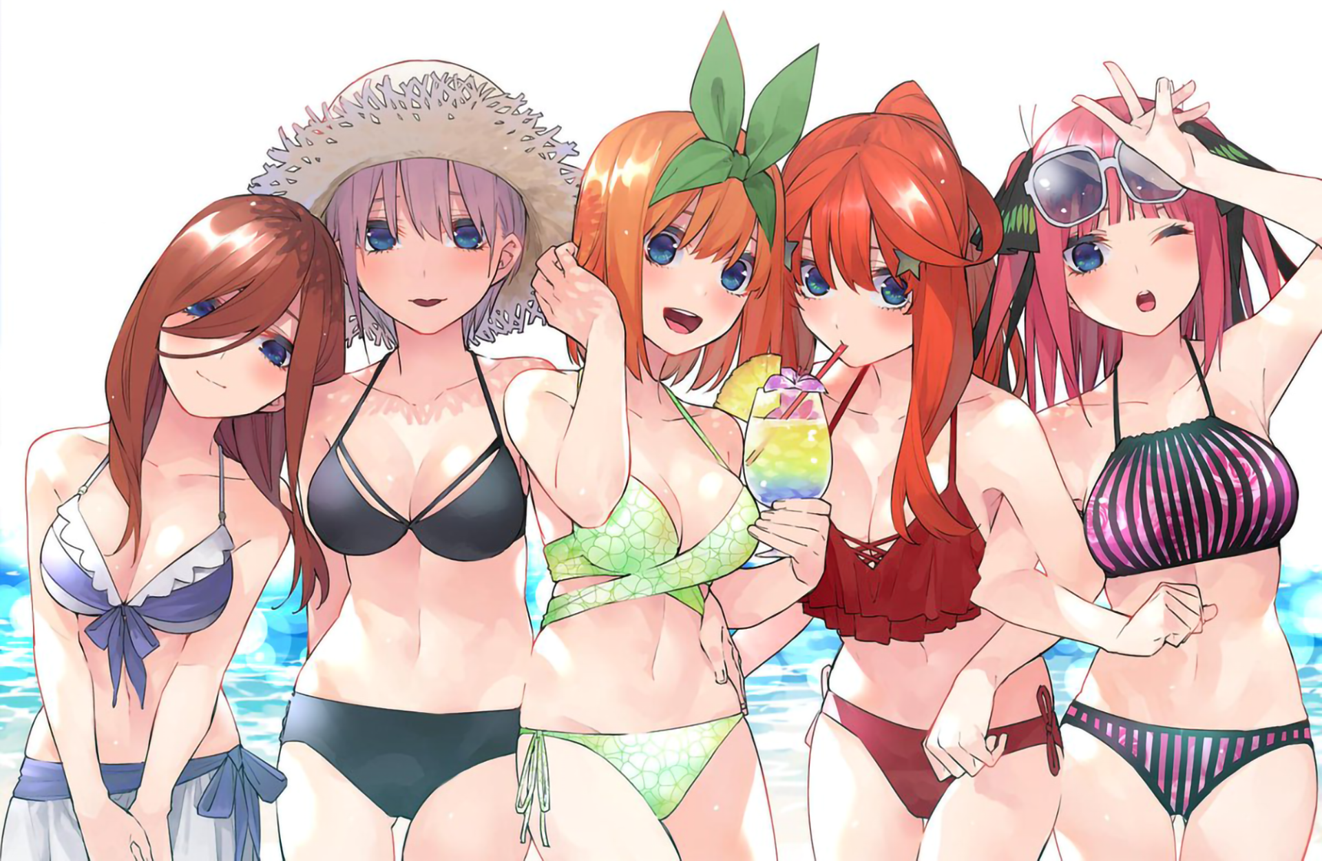 Quintessential Quintuplets Who Is The Bride?