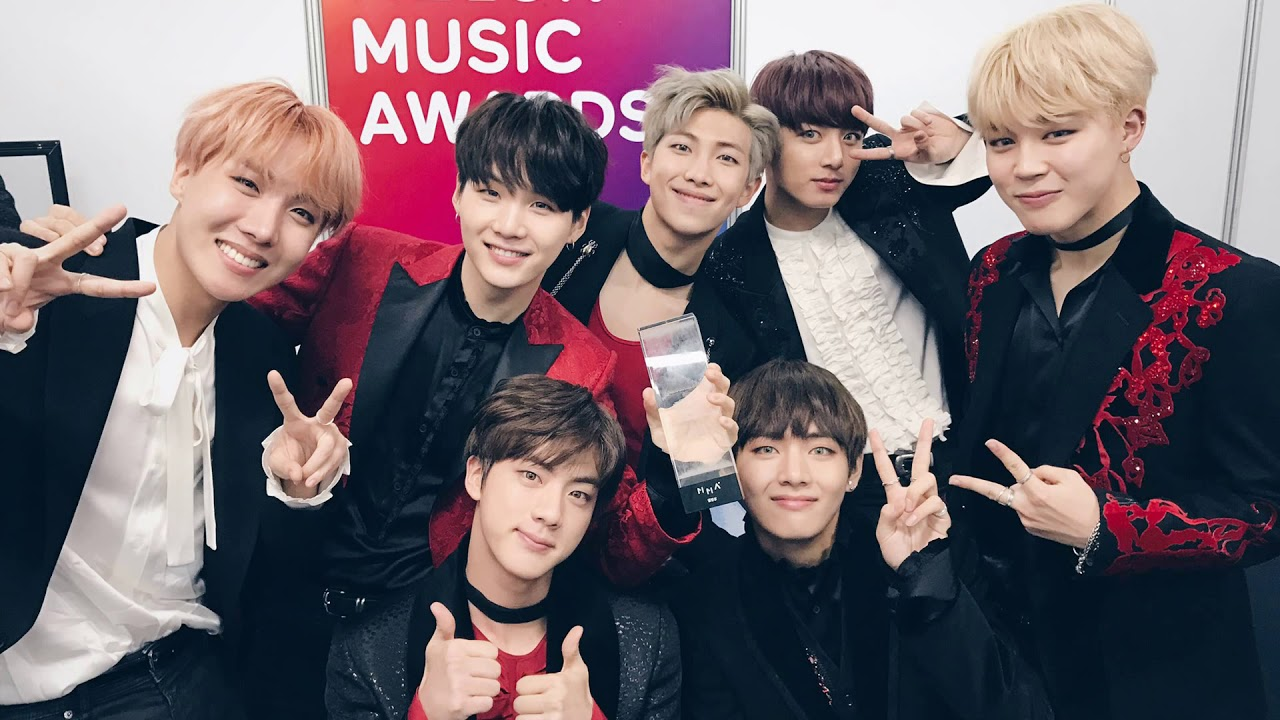 BTS LOVES ANIME!