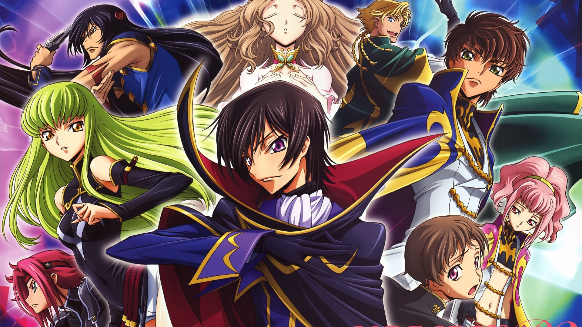 Code Geass- 10 Steps to World Domination
